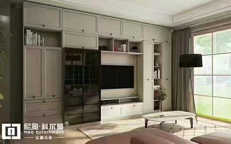 尼奧·科爾曼  【納維亞】系列定制電視柜